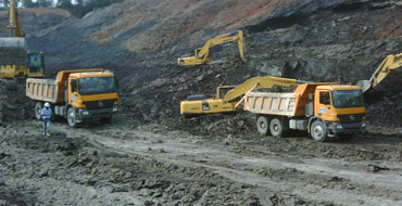 Tipper Transportation, Road Material Transportation